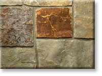 Small photo of Autumn Creek European Castle Stone
